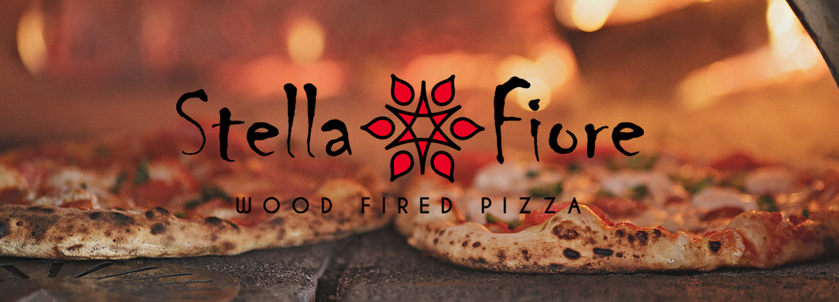 Gourmet, Wood Fired Pizza